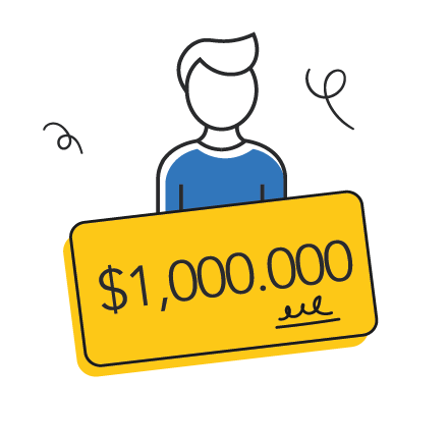 Are You a Mega Millions Jackpot Winner?