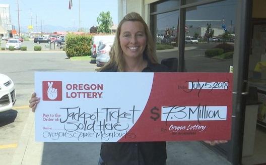 megabucks winner makes $7.3 million lottery 'mistake'