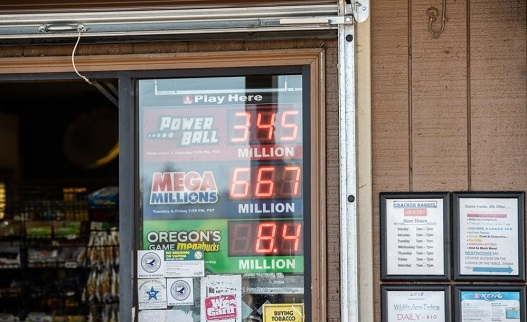 biggest Oregon Lottery winners