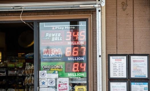 biggest Oregon Lottery winners